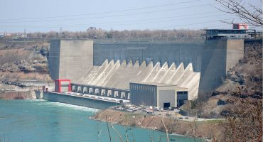 Malá vodná elektráreň